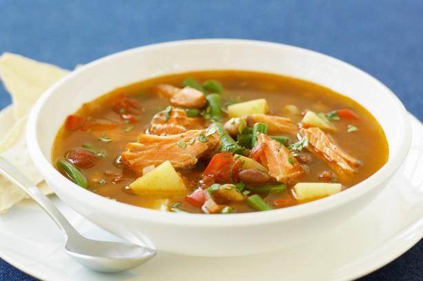 рецепт рыбного супа из форели