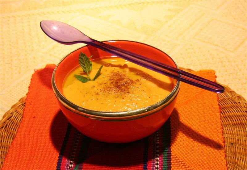 суп з гарбуза рецепт с фото