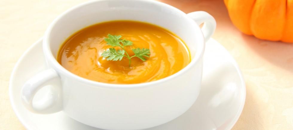 Суп-пюре для малыша