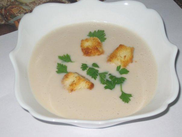 Луковый суп своими руками