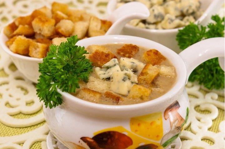 сырный суп из твердых сыров рецепт