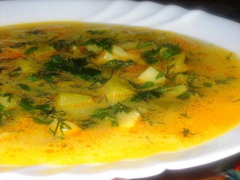 Суп из кабачков с мясом рецепт с пошагово