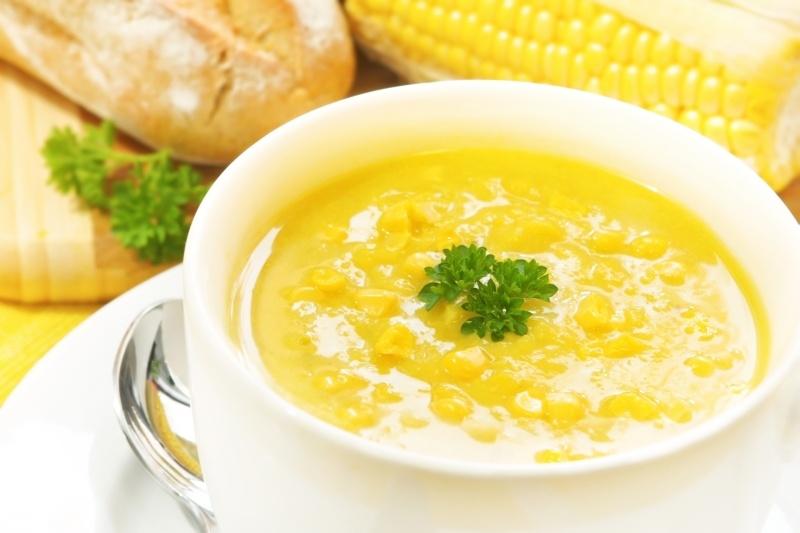 Рецепт супа с кукурузной крупой
