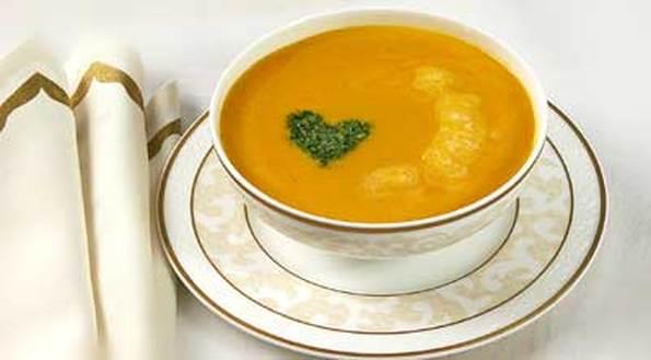 Как варить суп-пюре