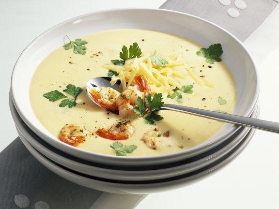 Крем-суп со сливками