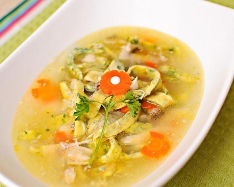 Время приготовления супа из курицы