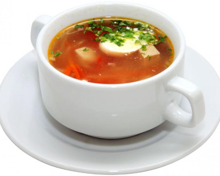 Суп из картошки с капустой