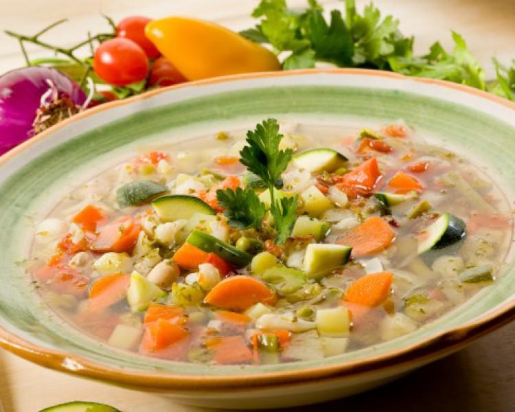 суп с замороженными овощи смесь рецепт