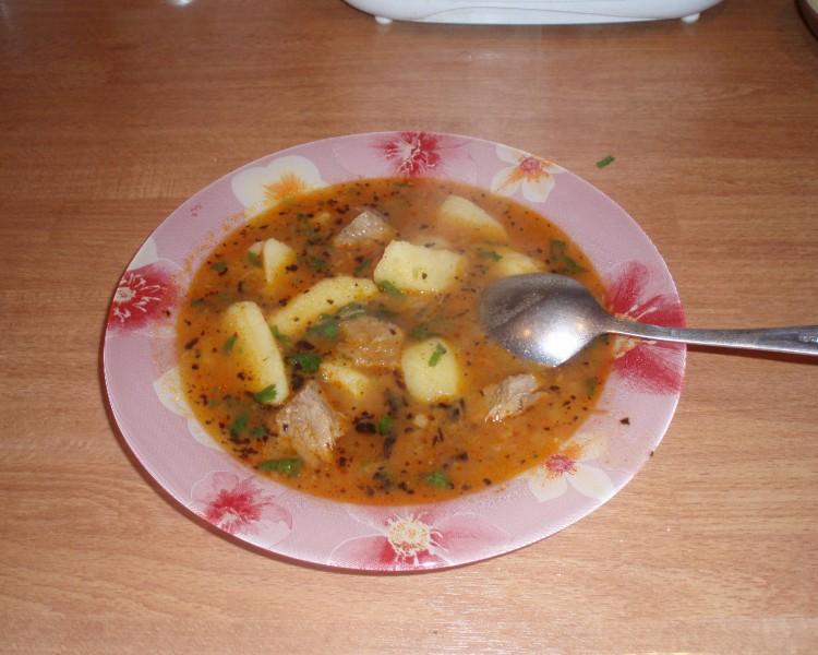 Суп-соус