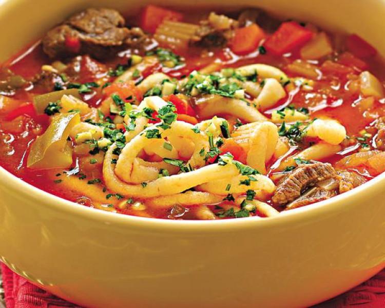 Среднеазиатский суп-соус