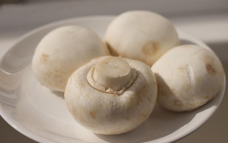 Свежие грибы для супа