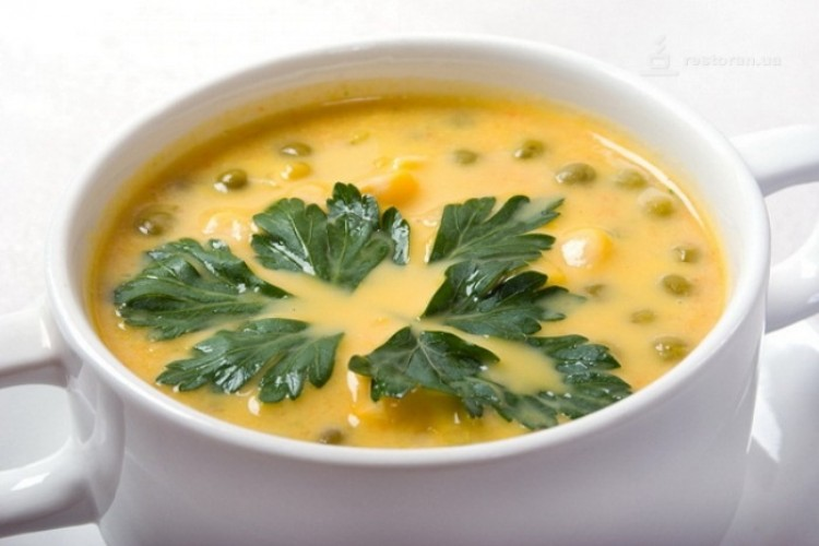 Приготовление классического горохового супа