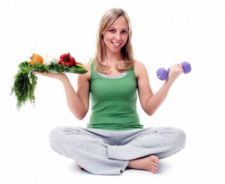Правильное питание залог красивого тела