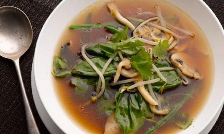 рецепт крем супа из белых грибов с картофелем