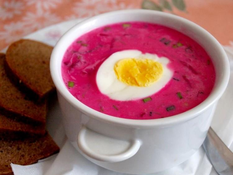 Рецепты для блендера соус