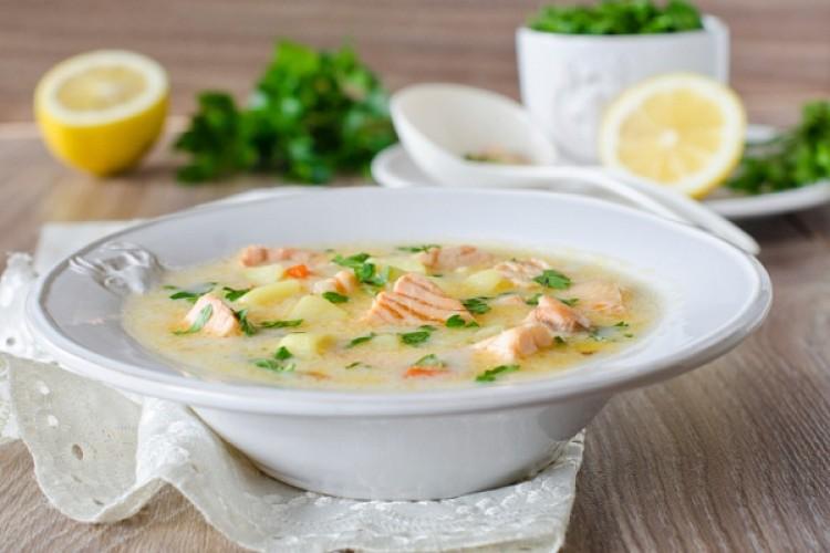 Вкусный норвежский суп