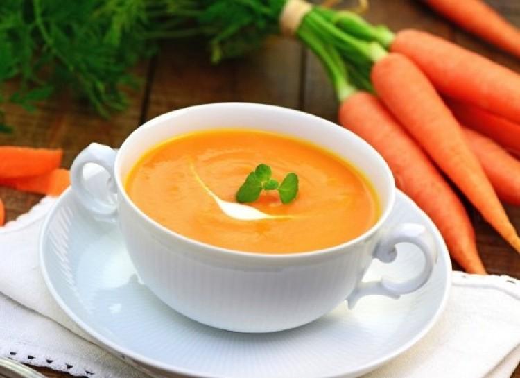 Вкусный овощной суп-пюре
