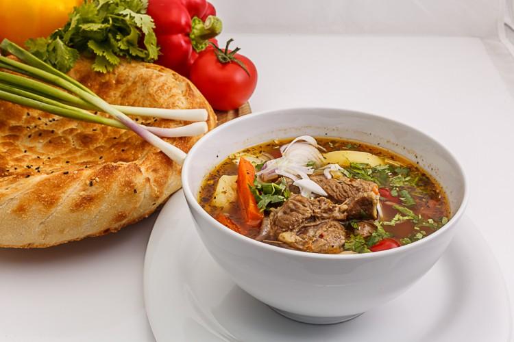 Вкусный суп в мультварке