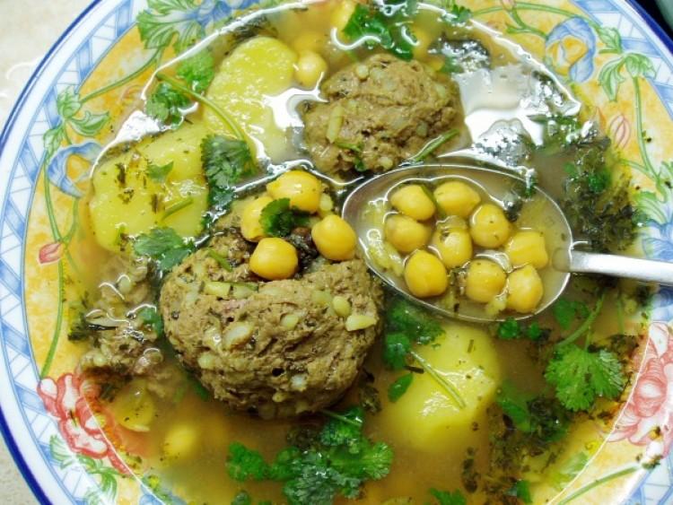 Вкусный кавказский суп