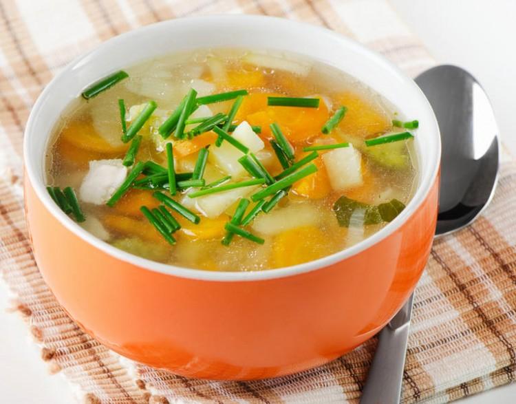 Полезный Бонский суп