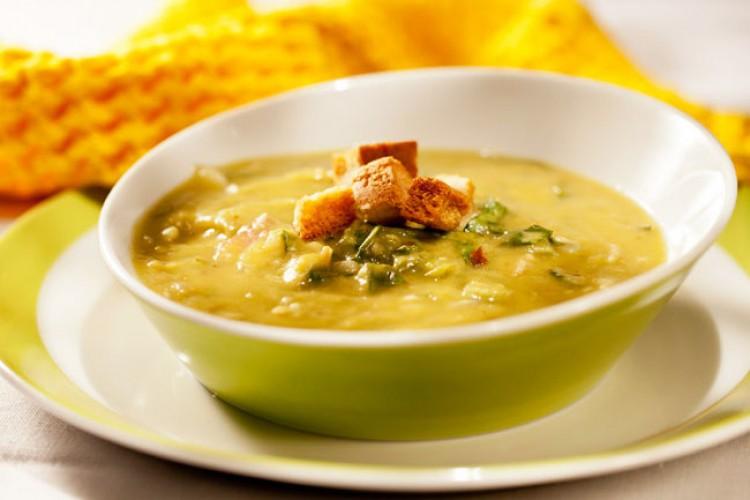 Вкус и польза горохового супа
