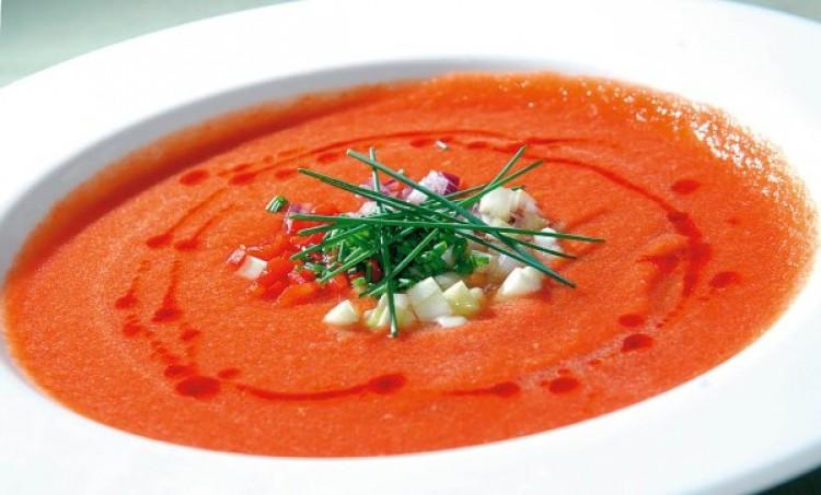 Вкус холодного супа