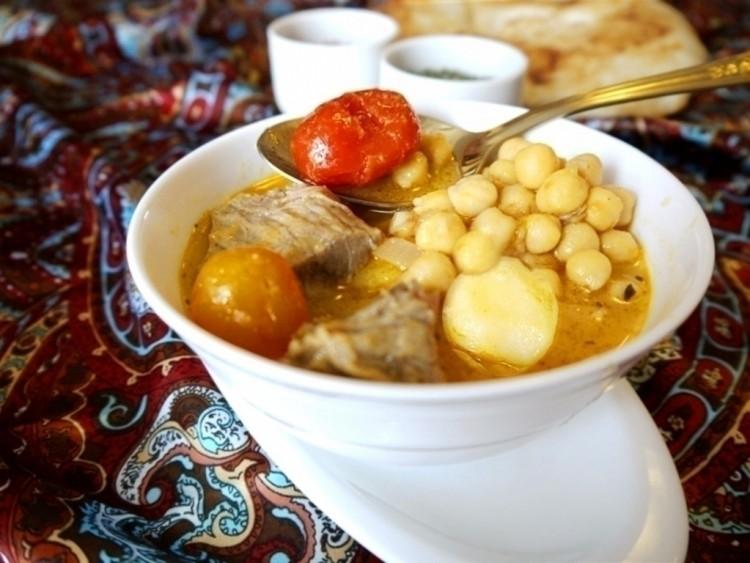 Вкусный кавказский бозбаш
