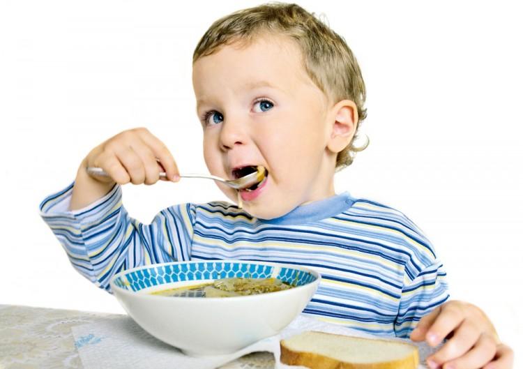 Суп для ребёнка