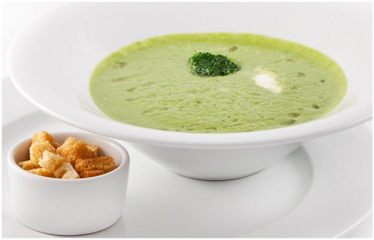 Вкусный суп-пюре