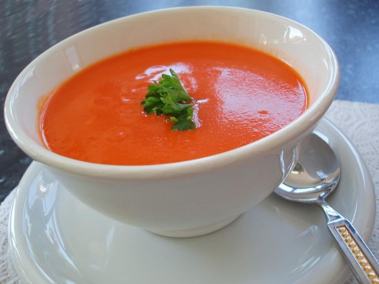 Польза томатного супа