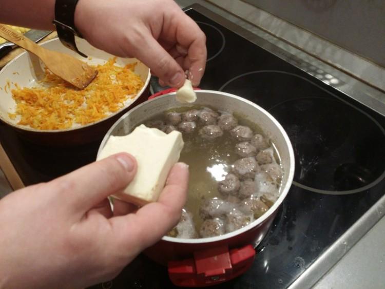Готовим вкусный супчик