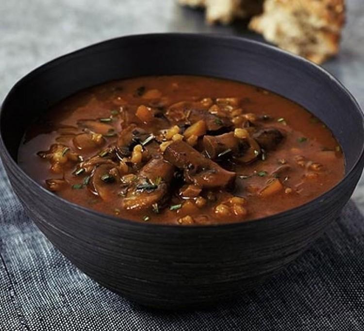 Вкусный суп с чечевицей