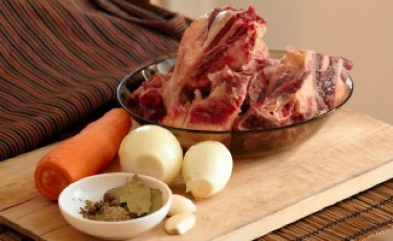 Бульон из говядины как варить