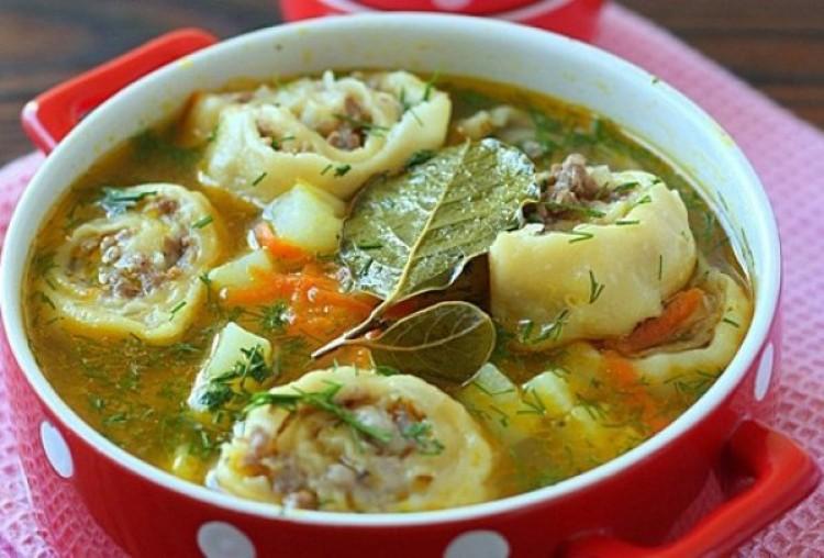 Вкусный картофельный суп