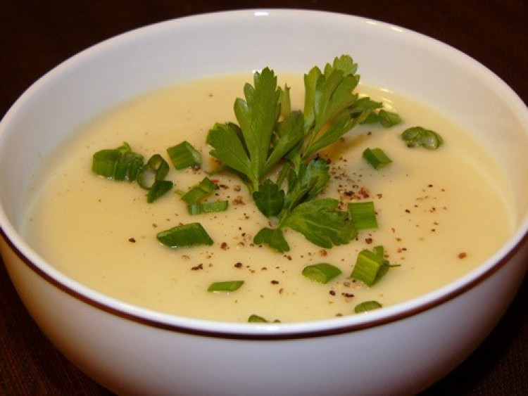 Вкусный сливочный суп-пюре