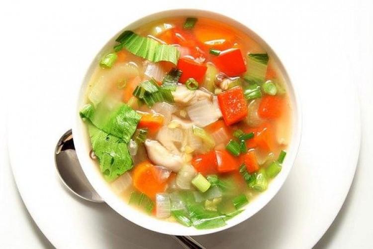 Очень вкусный суп для похудения