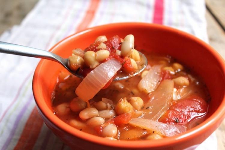 Вкусный томатный суп