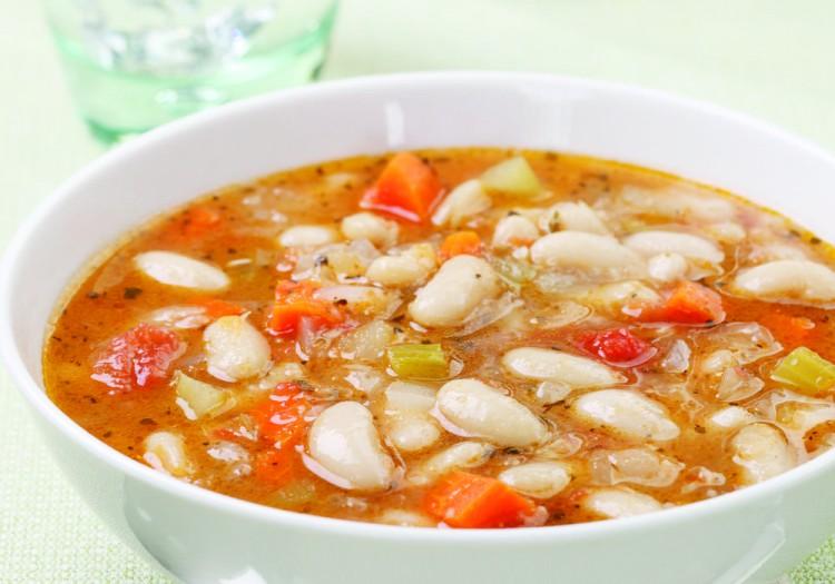 Очень вкусный вегетарианский суп