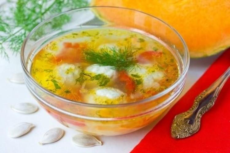 Вкусный и полезный суп