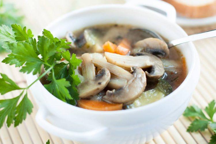 вкусный куриный суп рецепт с вермишелью