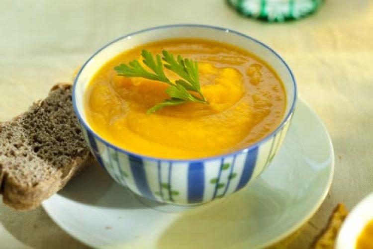 Овощной суп -пюре в мультиварке