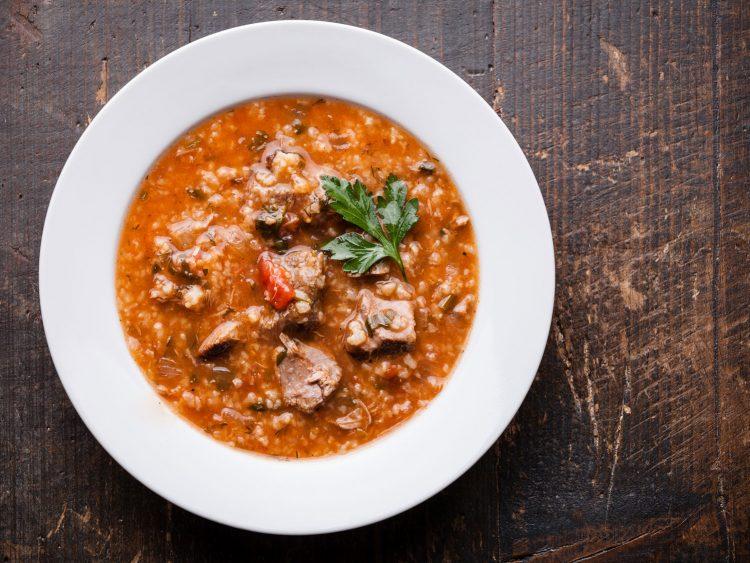 Суп харчо домашний