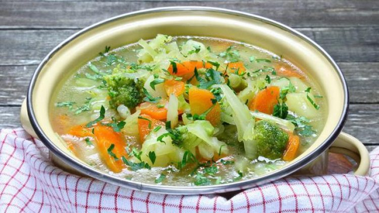 Вкусные щи из свежей капусты