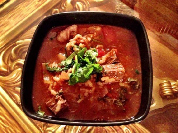 Очень ароматный суп