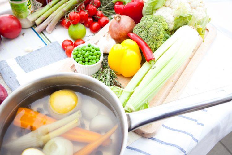 Вкусный суп из сельдерея