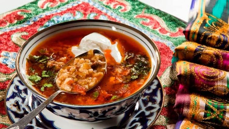 Шурпа восточный суп