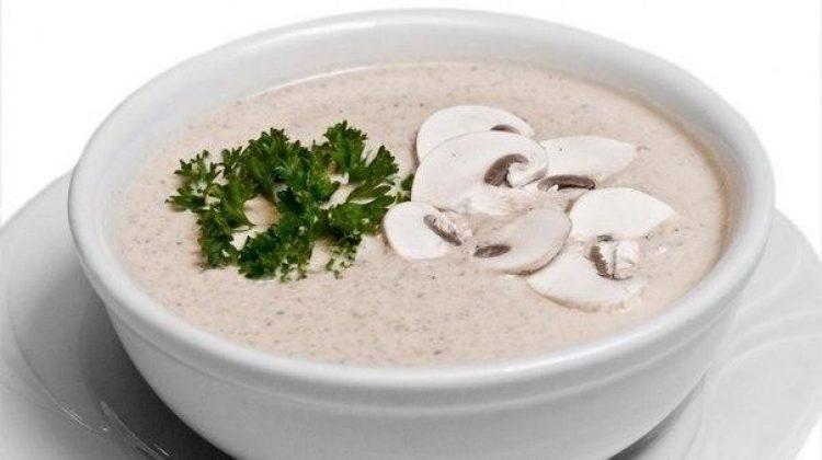 Вкусный крем суп
