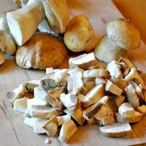 Белые грибы основной ингредиент