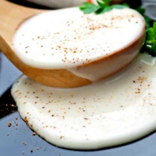 Рецепт бешамель с твердым сыром