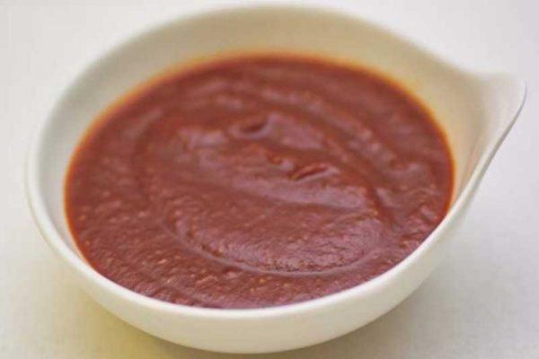 рецепт красного соуса как в столовой